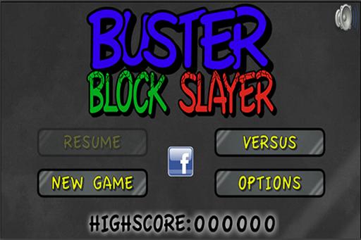 Buster Block Slayer
