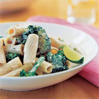 Sesame Broccoli Pasta.