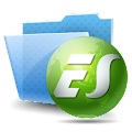 ES File Explorer (1.5 Cupcake) APK for Blackberry