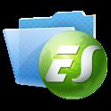 ES File Explorer (1.5 Cupcake) logo