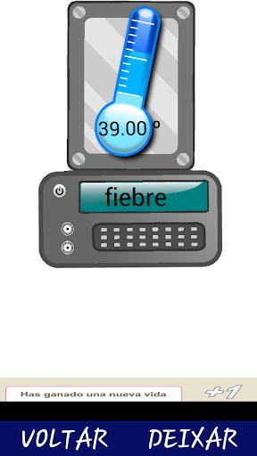 【免費娛樂App】Pegada piada febre termômetro-APP點子
