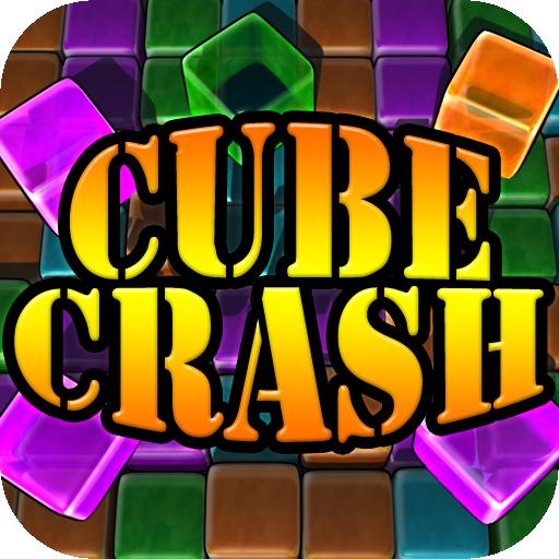 Cube Crash Free! LOGO-APP點子