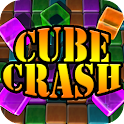 Cube Crash Free! icon