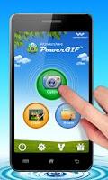 Screenshot of Wondershare PowerGIF