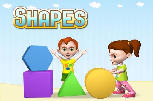 Shapes - Autism Series