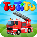 TuTiTu Fire Truck icon