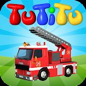 TuTiTu Fire Truck