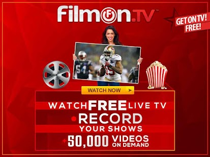 FilmOn EU Live TV Chromecast Screenshot 10