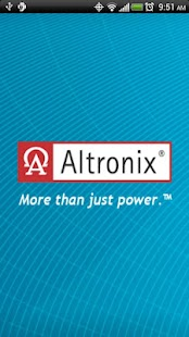 Altronix Mobile - screenshot thumbnail