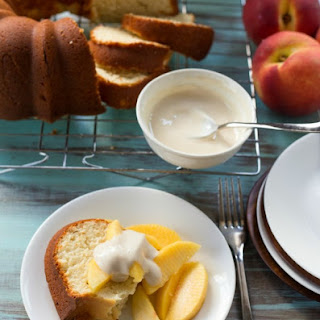 Greek Yogurt Pound Cake