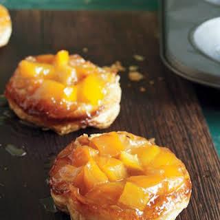 Upside-Down Mango Tartlets.