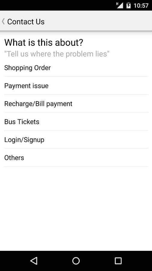 Mobile Recharge, DTH, Shopping - screenshot