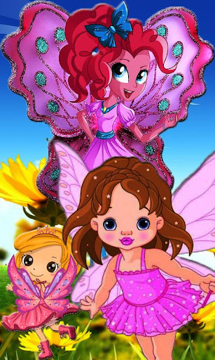 Club Fairy Queen Puzzle Games