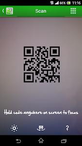 QR Droid Code Scanner v6.3