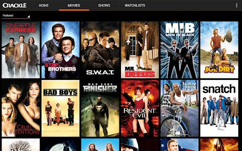 Crackle - Free Movies & TV- screenshot thumbnail