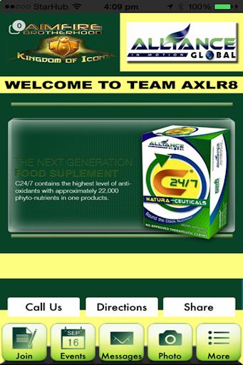 Team AXLR8