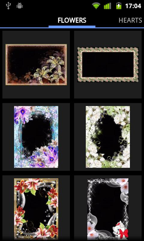 PhotoFrames Pro - screenshot