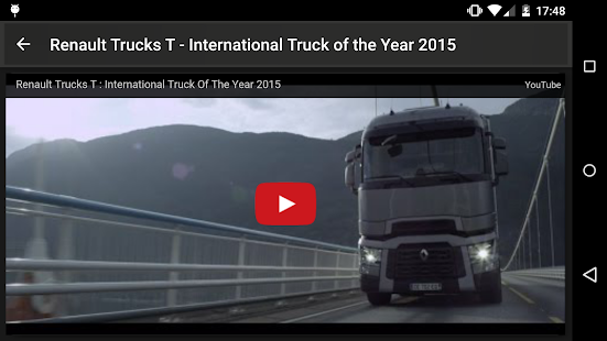 Truckers Gallery- screenshot thumbnail