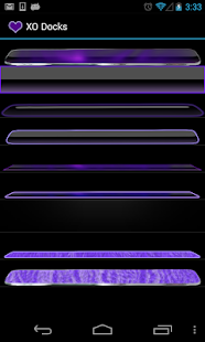 Purple Neon Complete 4 themes- screenshot thumbnail