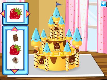 玩免費休閒APP 下載巧克力城堡蛋糕 app不用錢 硬是要APP