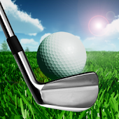 Golf Swing [Iron Shot] Live