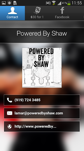 Powered By Shaw