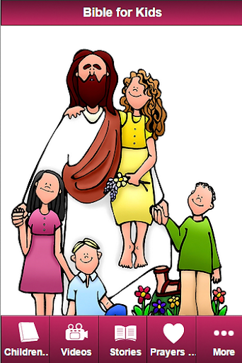Bible for Kids New YouVersion