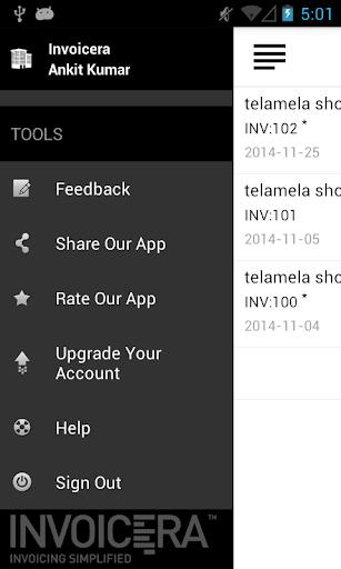 【免費商業App】Invoicera-APP點子