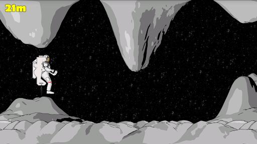 Moon Man - Space Adventurer! Screenshot