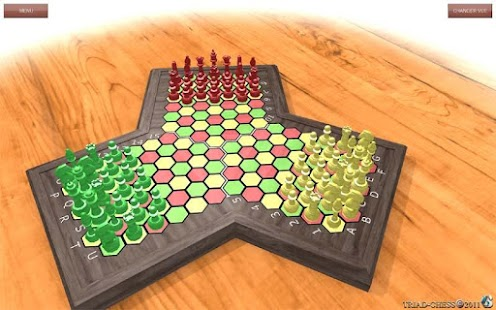 TRIAD-CHESS - screenshot thumbnail