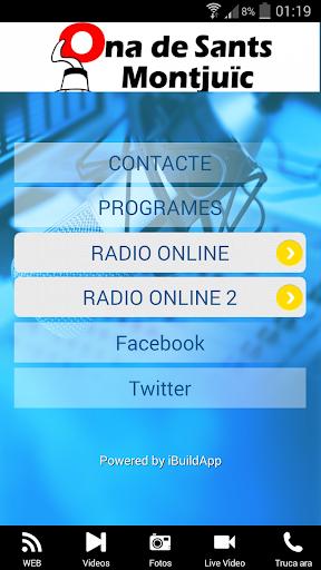 Radio ONA SANTS