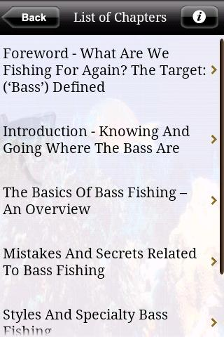 Bass Fishing 101 - screenshot