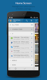 News+ | Google News RSS Reader Screenshot 1