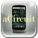 aCircuit Board Live wallpaper logo