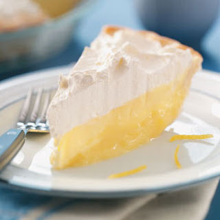 Layered Lemon Pies.
