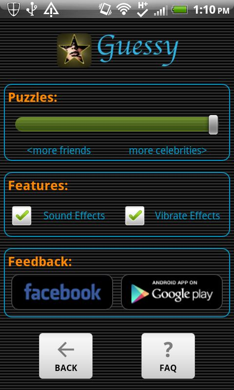 Guessy: A Social Quiz Game - screenshot