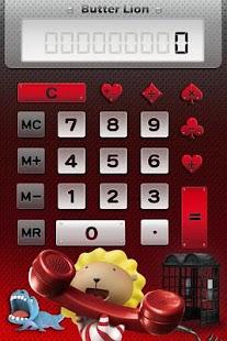 Butter Lion DoReMi Calc LITE - screenshot thumbnail