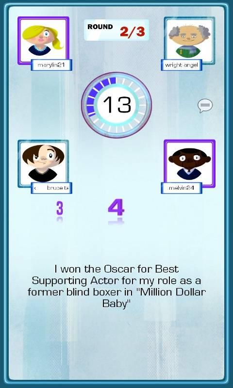 Who am I ? Quiz Trivia Game - screenshot