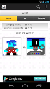 GrandMasterPixel (beta)- screenshot thumbnail