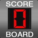 Baseball Scoreboard logo