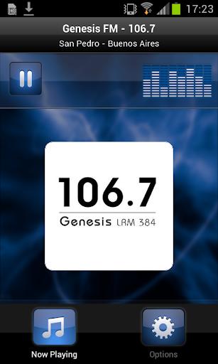 Genesis FM - 106.7