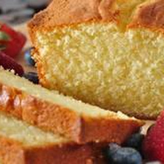 Pound Cake Recipe & Video