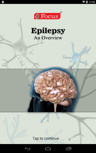 Epilepsy-An Overview