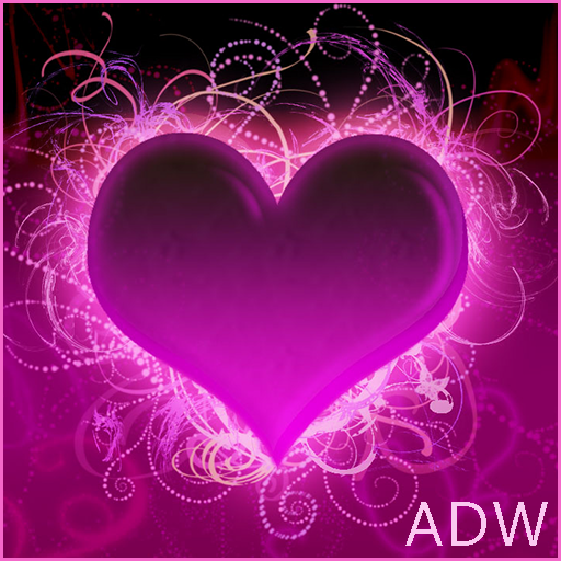 ADW主题心 個人化 App LOGO-APP試玩