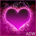 Theme Hearts for ADW Launcher icon