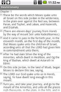 Simple Bible KJV- screenshot thumbnail