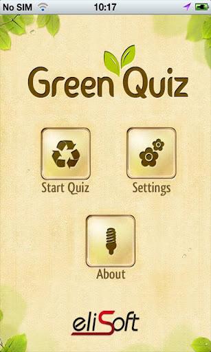 ES Green Quiz