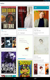 Kobo Books Screenshot 1