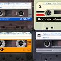 Retro Tape Deck mp3 player icon