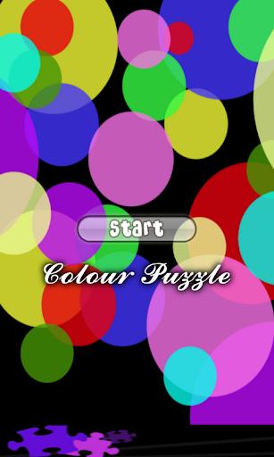Colour Puzzle Game